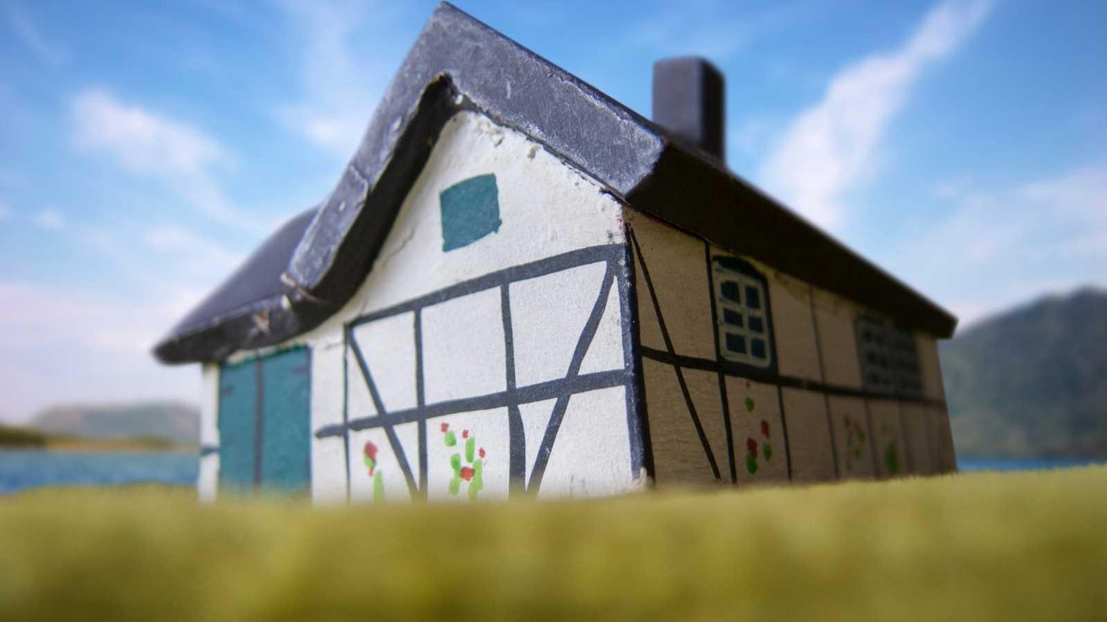 ilustrasi investasi rumah kontrakan
