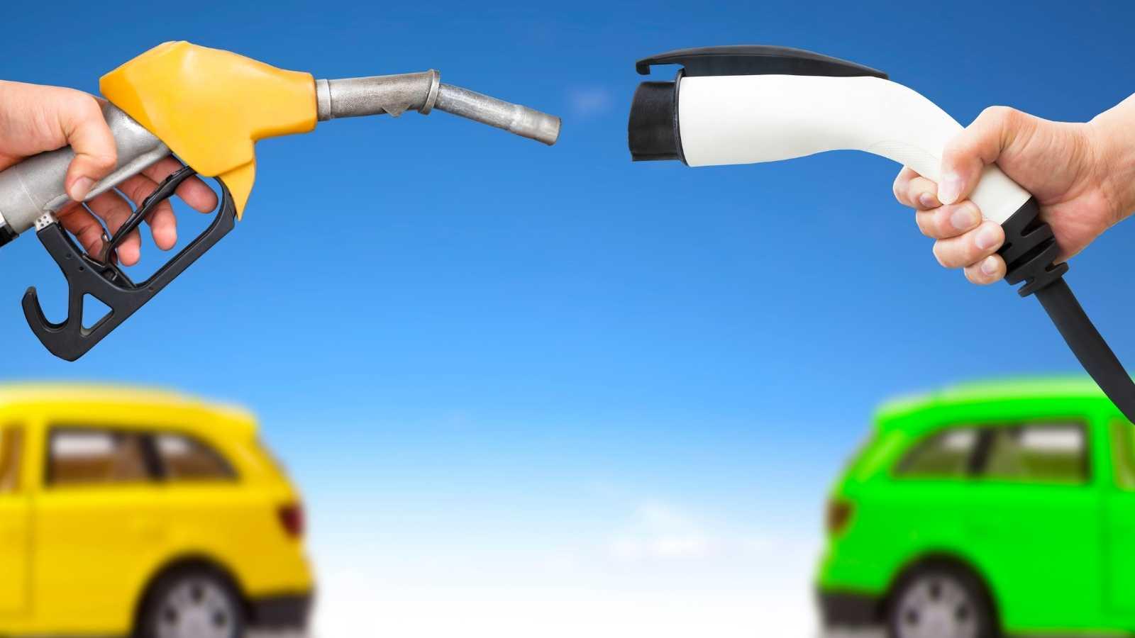 ilustrasi keunggulan mobil listrik